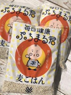 画像1: 毎日健康 ぷちまる君 1kg×3パック (熊本県産 大麦100%使用 )  お得な3パックセット